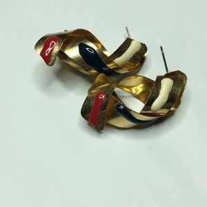 Jewelry - Red, White, &Blue Earrings